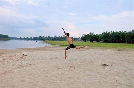 Image result for Mari wisata ke Teluk Jering Kampar